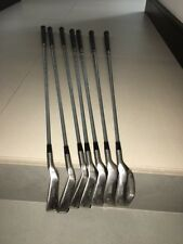 Bob Toski Symmetry iron set 3-5 and 8-SW (7 clubs)