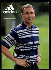 Raimond Aumann Adidas Autogrammkarte Bayern München Original Signiert+A24114