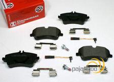 Mercedes Clase CLC CL203 - zimmermann Pastillas Freno Accesorio Kit Delantero