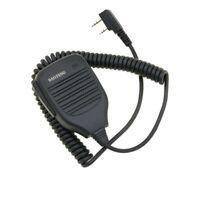 Baofeng UV-5R UV-5RA UV-5RE UV-5R PLUS Microfono de altavoz portatil Corres Y1P9