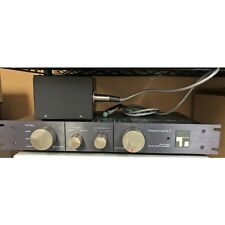 Threshold SL-10 stereo preamplifier with outboard power supply