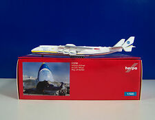 Antonov Airlines AN-225 Mriya 1:500 Herpa Wings 515726 - Антонов Ан-225 Мрия