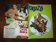 IL MESSAGGERO DEI RAGAZZI NUMERO 36 NOVEMBRE 1978