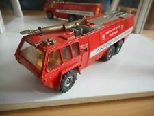 Corgi Major Chubb Pathfinder Airport Crash Truck in Red