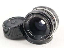 Soligor 35mm f2.8 M.F Pre Set Aperture lens with a M42 Screw Mount. (3279)