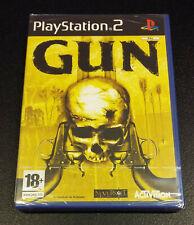 GUN PS2 edizione italiana prima stampa New&Sealed