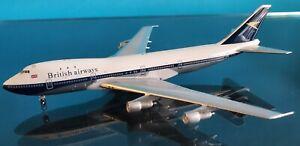 Aero Classics 1:500 Boeing 747-100 British Airways G-AWNE Ref: G-AWNE