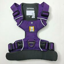 New listing Ruffwear Tillandsia Purple Padded Front Range Front Clip Dog Harness Small New