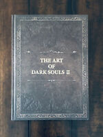 Dark Souls II 2 Japan Collector's Edition Hard Cover Artbook Art Book