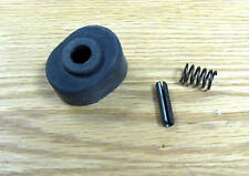 1955 56 1957 CHEVY GEAR SHIFT LEVER INSTALLATION KIT  SPRING, PIN, BOOT USA MADE