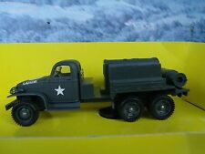 1/50 Solido (France)   MILITARY GMC truck compresseur US army