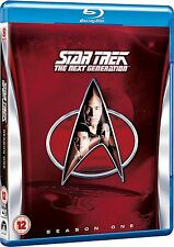 Star Trek The Next Generation Complete Season 1 Blu Ray First Series Original UK