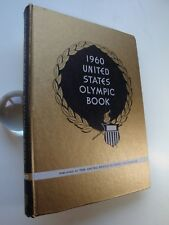 1960 UNITED STATES OLYMPIC BOOK, Squaw Valley, Rome, Pan Am Games, Cassius Clay