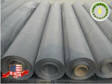 60/80/100/150/200 Mesh Stainless Steel Woven True Micron Fine Filtration Screen
