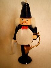 VINTAGE HALLMARK 1992 NUTCRACKER ORNAMENT~LUDWIG THE MUSICIAN~MINIATURE~NO BOX