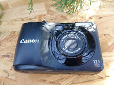 Canon PowerShot A1200 12.1MP Digital Camera - Black FOR REPAIR AS IS PARTS