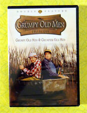 Grumpy Old Men/Grumpier Old Men ~ New DVD Movie ~ Walter Matthau Jack Lemmon