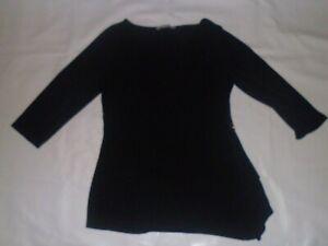 George Black Top Size 12