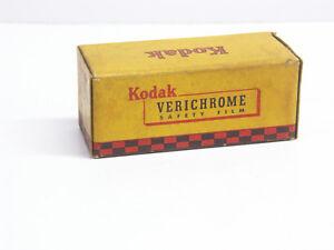 Kodak Verichrome V116 film for display