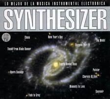 Synthesizer. Lo mejor de la Música Instrumental Electrónica. 2 CDs