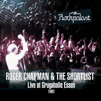 Roger Chapman and The Short List : Live at Grugahalle Essen 1981 CD Album with