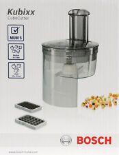 Bosch Würfelschneider MUZ5CC2 passend für Küchenmaschinen Serie MUM5...