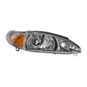 Headlight Assembly Right TYC 20-3595-00