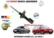Per Mitsubishi Lancer 1.6 2.0 Sport Susp 2003 - > 1X FRONT SHOCK SHOCK ABSORBER