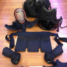 E-Bogu - Ebogu Kendo Armour Bogu Set Combination - LOVINGLY USED with Bag