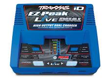 Traxxas EZ-Peak Live Dual LiPo 4S NiMh 200 Watt AC Battery Charger W/ iD TRA2973