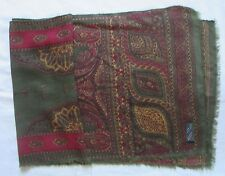 "Echarpe foulard 100% laine  "" Bear & Beech""  TBEG  Scarf 160 cm x 42 cm"