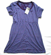 Short Sleeve Crew Neck Striped 100% Cotton Girls' T-Shirts & Tops (2-16 Years)