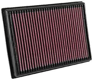 K&N Hi-Flow Performance Air Filter Fits Toyota Hilux 2.4L, 2.8L Turbo Diesel ...
