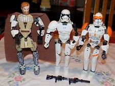 3 GRANDES FIGURINES STAR WARS - LEGO