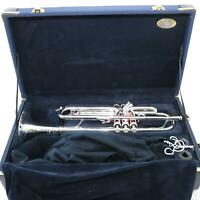 B&S Model 3143/S 'Challenger II' Professional Bb Trumpet MINT CONDITION