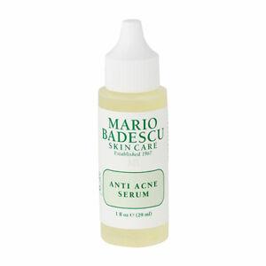 MARIO BADESCU Anti Acne Serum - Clarifies Exfoliates Prevents Breakouts & Sebum