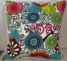 CUSHION COVER 60 X 60 'AFRICA' - DAYBED, THROW COUCH OR FLOOR