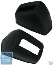 1965-72 GM Cars Deluxe Seat Belt Retractor Covers - Pair - RCF-300