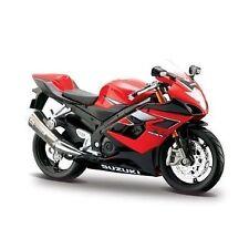 2006 Suzuki Gsx-r 1000 Maisto 31106g 1 12