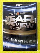Sportscenter Year in Review 2006 ~ New DVD Movie  Miami Heat Steelers ESPN Video