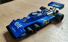Scalextric SCX Altaya Tyrrell P34 6 Wheeler F1 Car Good Condition