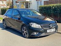 2014 (64) MERCEDES BENZ A CLASS 1.5 A180 CDI ECO SE BLACK SALVAGE DAMAGED