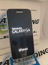 TELEFONO SAMSUNG GALAXY S5 G900F 32GB NEGRO GRADO A CONDICION PERFECTA
