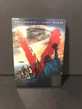 V: The Complete First Season DVD Steelbook Like New