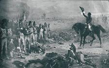 Waterloo Battle Lord General Hill art print