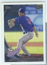 Asher Wojciechowski Toronto 2010 Topps Debut Baseball