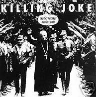 CD: KILLING JOKE : laugh? i nearly bought one! : rare