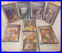 DVD Nuovo ORIGINALE JAPAN ANIMATION Sakura Wars THE MOVIE Doppia Lingua Audio