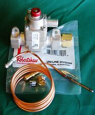 FMEA SAFETY VALVE REPLACEMENT KIT- BLOGETT PIZZA, DECK OVENS 900, 981, 1000