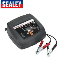 Sealey / Schumacher SCI10 Intelligent Speed Charge Battery Charger 10A - 6v 12v